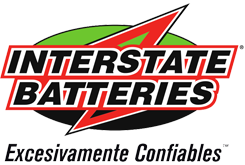 Logo de Interstate Batteries